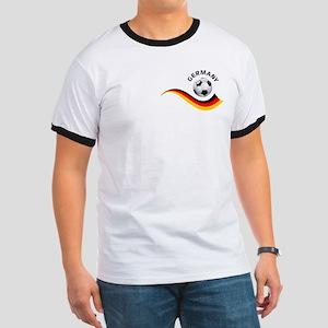 Soccer GERMANY Ball Ringer T