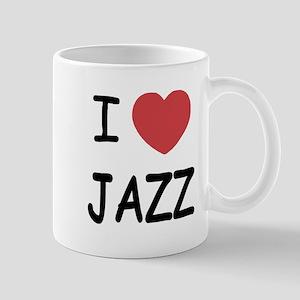 I heart jazz Mug