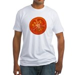 Grape Tomato Fitted T-Shirt