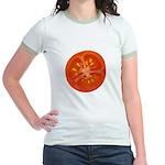 Grape Tomato Jr. Ringer T-Shirt