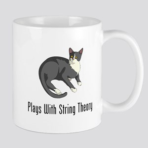 Plays With String Theory Mug