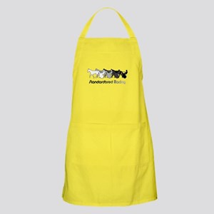 Racing Silhouette Apron