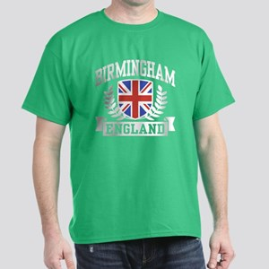 Birmingham England Dark T-Shirt