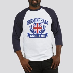 Birmingham England Baseball Jersey