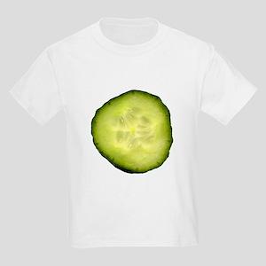 English Cucumber Kids T-Shirt