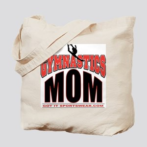 Gymnast's Mom Tote Bag
