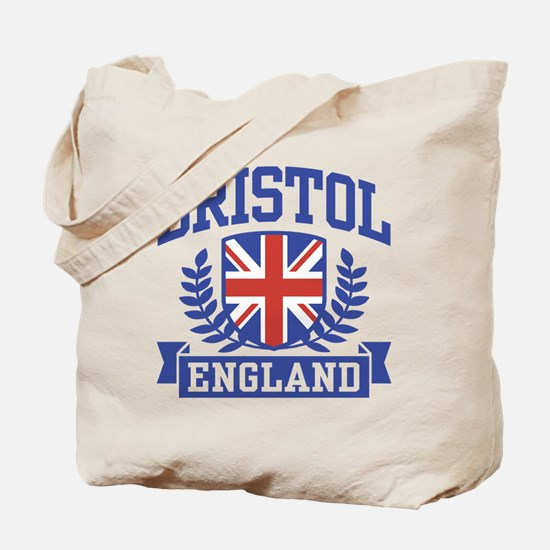 Bristol England Tote Bag