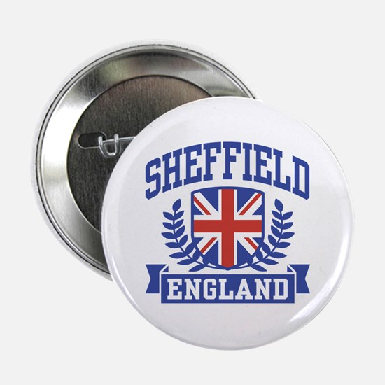 "Sheffield England 2.25"" Button"
