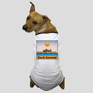 Dock Sunned Dachsund Dog T-Shirt