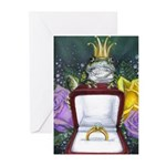 Frog Prince Greeting Cards (Pk of 10)