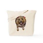cutie poo Tote Bag