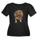 cutie poo Plus Size T-Shirt