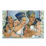 Amarna Family Portrait Postcards (Package of 8)