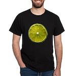 Lime Black T-Shirt