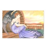 Patient Angel Postcards (Package of 8)