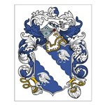 Pitfield Coat of Arms Small Poster
