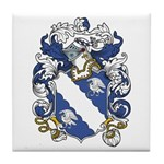 Pitfield Coat of Arms Tile Coaster