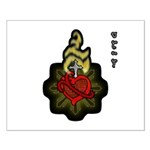 Sacred Heart Small Poster