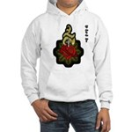 Sacred Heart Hooded Sweatshirt
