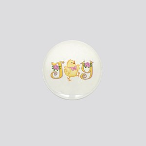Joy: Chick Mini Button