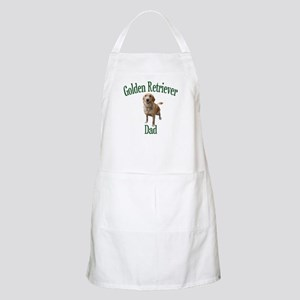 Golden Retriever Dad Apron