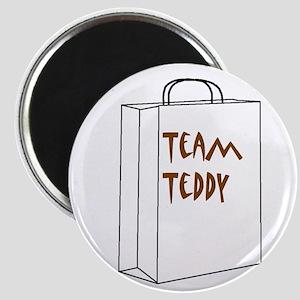 Team Teddy Magnet