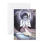 Dark Angel Greeting Cards (Pk of 10)