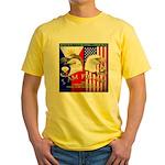 I AM FIL-AM Yellow T-Shirt