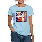I AM FIL-AM Women's Light T-Shirt