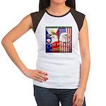 I AM FIL-AM Women's Cap Sleeve T-Shirt