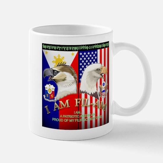 I AM FIL-AM Mug