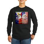 I AM FIL-AM Long Sleeve Dark T-Shirt