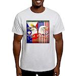 I AM FIL-AM Light T-Shirt