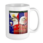 I AM FIL-AM Large Mug