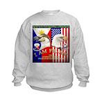 I AM FIL-AM Kids Sweatshirt