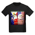 I AM FIL-AM Kids Dark T-Shirt
