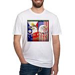 I AM FIL-AM Fitted T-Shirt