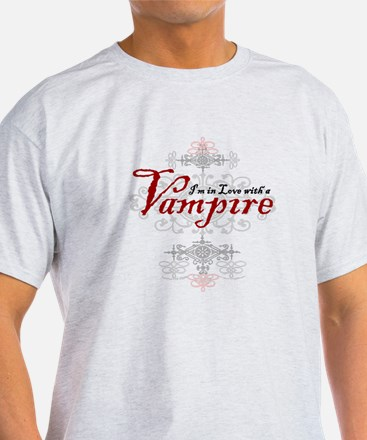 I'm in Love with a Vampire T-Shirt