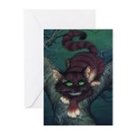 Cheshire Cat Greeting Cards (Pk of 20)
