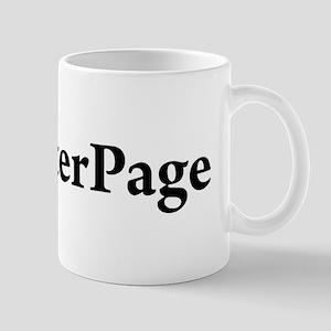 I Love MasterPage Mugs