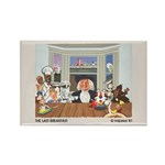 THE LAST BREAKFAST mijares'81 Magnets 100-pack