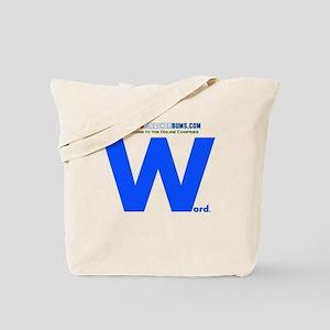 Word Tote Bag