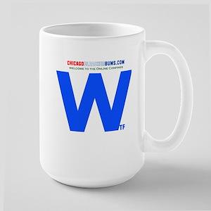 WTF Large Mug