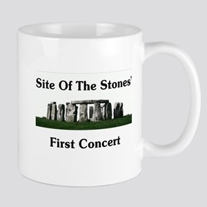 Site Of Stones' Concert Mug
