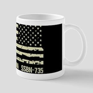 USS Pennsylvania 11 oz Ceramic Mug