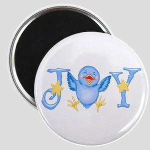 Joy: Bluebird Magnet