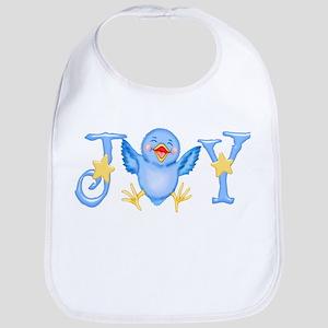 Joy: Bluebird Bib