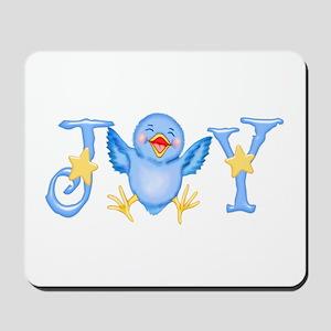 Joy: Bluebird Mousepad