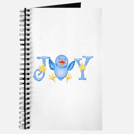 Joy: Bluebird Journal