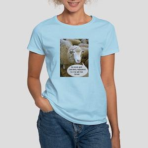 Carded, eh? Women's Light T-Shirt